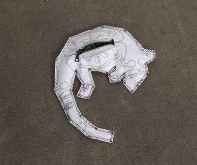 Marina Zurkow, 'Body Bag for Rats (Ammonia)', 2013