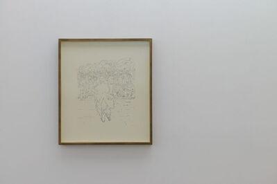 Goshka Macuga, 'Self immolation (Algeria)', 2017