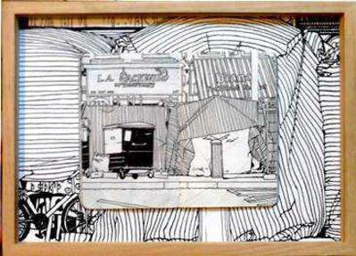 """Ingo Giezendanner, 'GRRRR: """"Whitechapel"""", London, UK', 2012"""