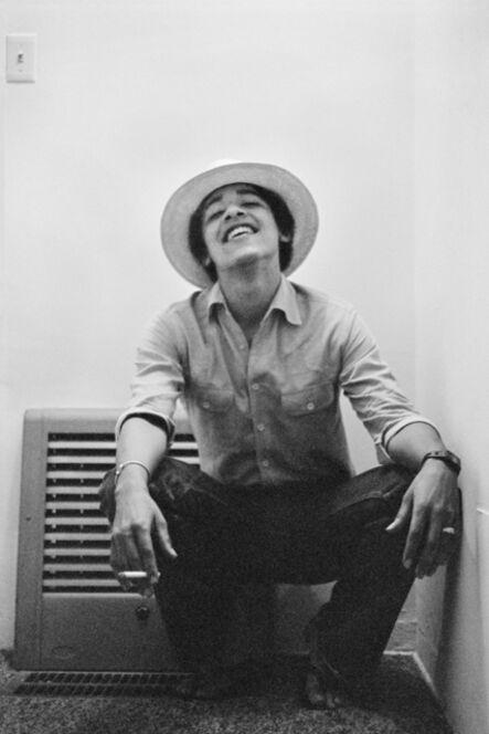 Lisa Jack, 'Barack Obama, Occidental College, No. 23', 1980