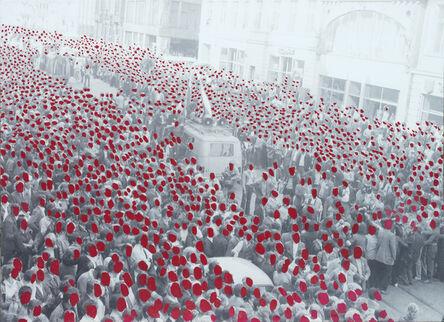 Ryszard Wasko, 'Poppy Street, Hunger March, Lodz, 1981', 2005