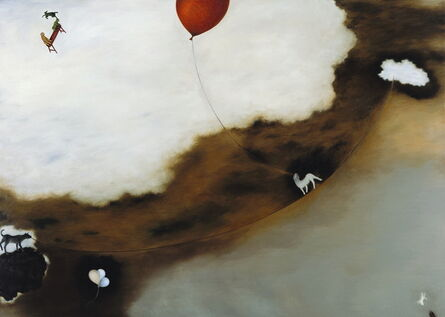 Su Wong-shen 蘇旺伸, 'Between the Clouds', 2006-2007