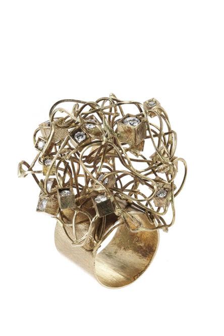 Giampaolo Babetto, 'ring', 2015