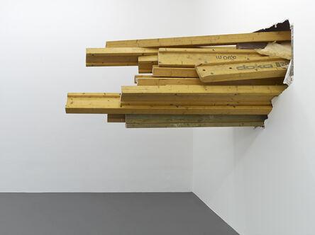 Kai Richter, 'durchgestossen', 2013
