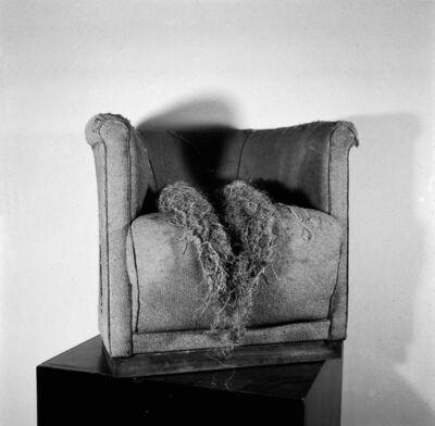 Kenneth Kemble, 'Arte destructivo', 1961