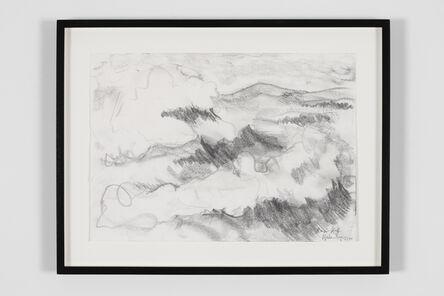 Ragnar Kjartansson, 'Raging Pornographic Sea (drawings)', 2014