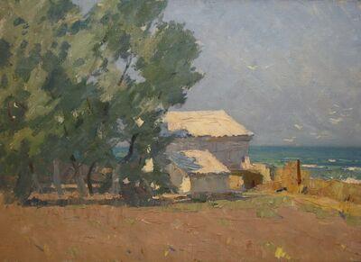 Aleksandr Timofeevich Danilichev, 'Kierch', 1965