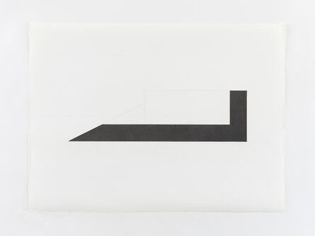 Ted Stamm, 'LW-2C (Lo Wooster)', 1979