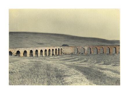 Elizabeth Lennard, 'Aqueduct Tarquinia', 2015