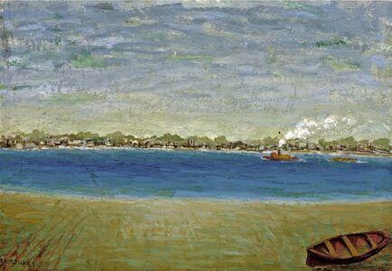 Arnold Friedman, 'Untitled (Tugboat View)', ca. 1938