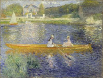 Pierre-Auguste Renoir, 'The Skiff (La Yole)', 1875