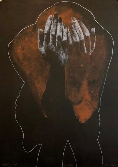 Rafael Canogar, 'Untitled', 1960-1969