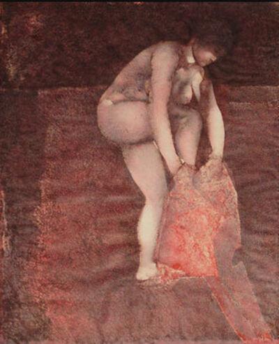 Jamil Naqsh, 'Nude ', 1980