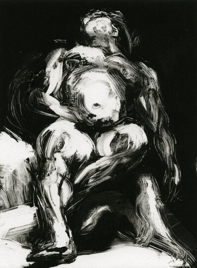 Alison Lambert, 'Seated Figure 1', 2020