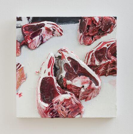 Gina Beavers, 'Local White Dorper Lamb', 2013