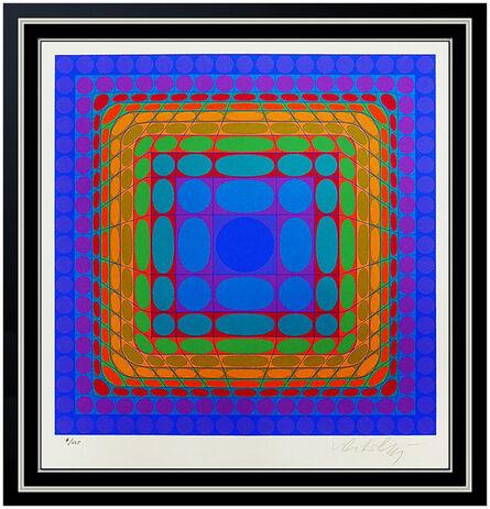 Victor Vasarely, 'Vega Square', 20th Century