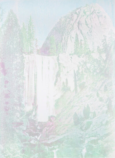 Matthew Brandt, 'Mouthwash 4 (from the series Taste Tests in Color)', 2012