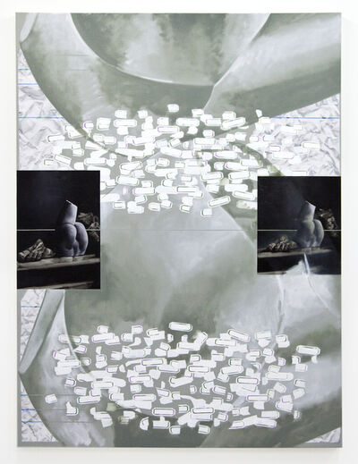 Vivien Zhang, 'Double Bloom', 2015