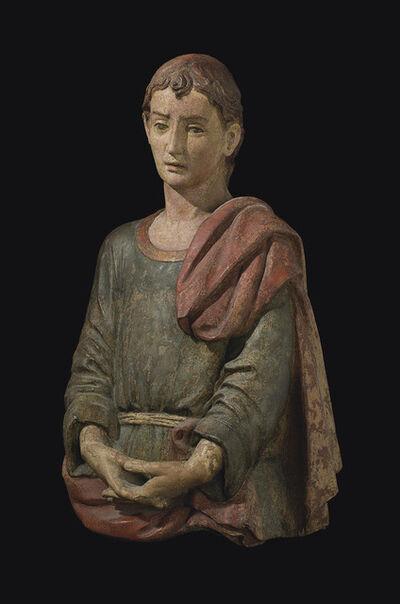 Attributed to Agnolo Di Polo, 'Saint John the Baptist', Late 15th century