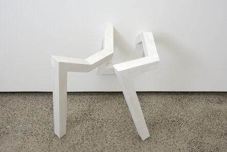 Ursula Sax, 'Double-Bein Nr. 1/5 (+1)', 1988-2019