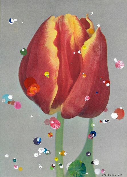 Sebastiaan Bremer, 'Enkele Vroege Tulp Golden Pheasant', 2015