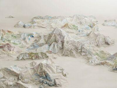 Ji Zhou, 'The Map No. 2', 2014