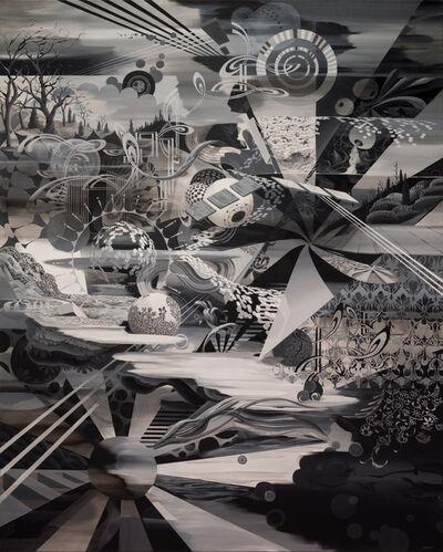 Oliver Vernon, 'Grey Matter 2', 2012