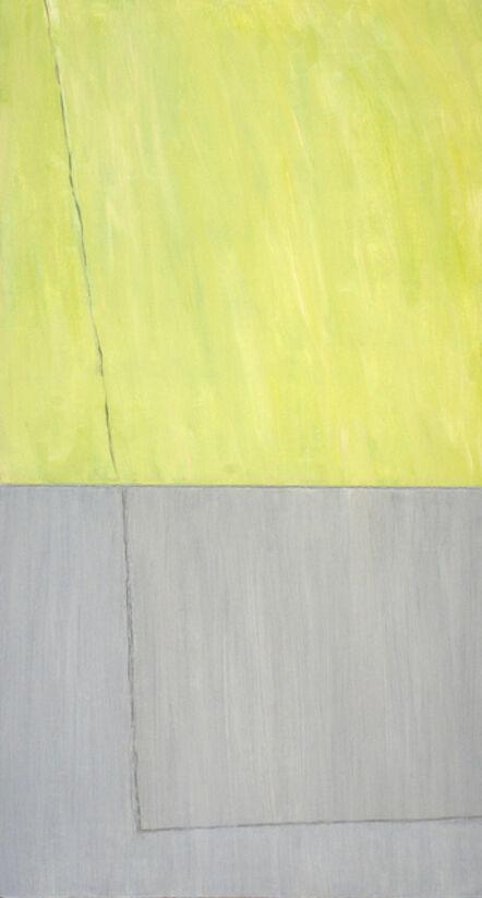 Francie Lyshak, 'Green and Grey Dio', 2011