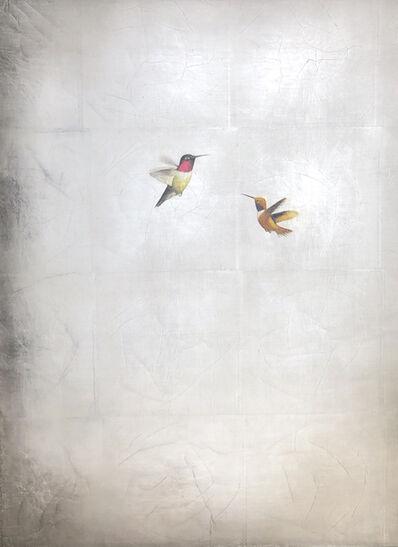 Carolyn Reynolds, 'Duo on Silver Skies ', 2020