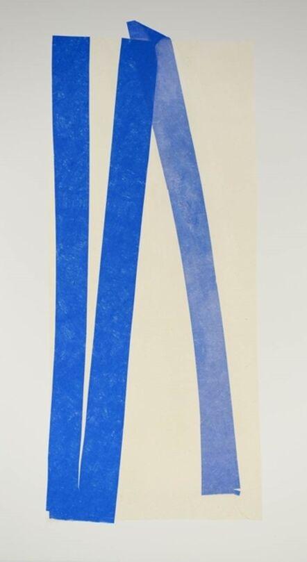 Jill Baroff, 'Continious Line Drawing: Skyline', 2014