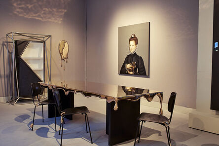 Reinier Bosch, 'The Golden Lagoon, dining table', 2015