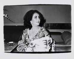 Andy Warhol, 'Andy Warhol, Photograph of Elizabeth Taylor, circa 1979-1980', 1979-1980
