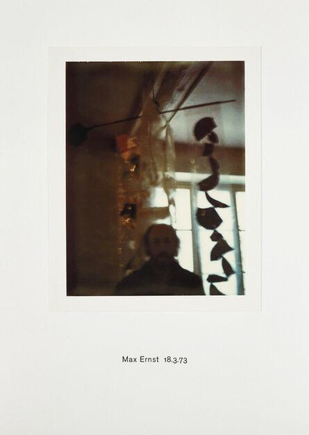 Richard Hamilton, 'Polaroid Portrait: Max Ernst 18.3.73', 2010
