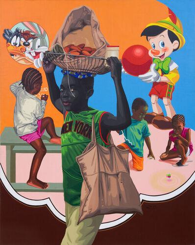 William Tagne Njepe Twilliam, 'Enfance Volée 1993 C 03 (Le Petit Romeo)', 2021