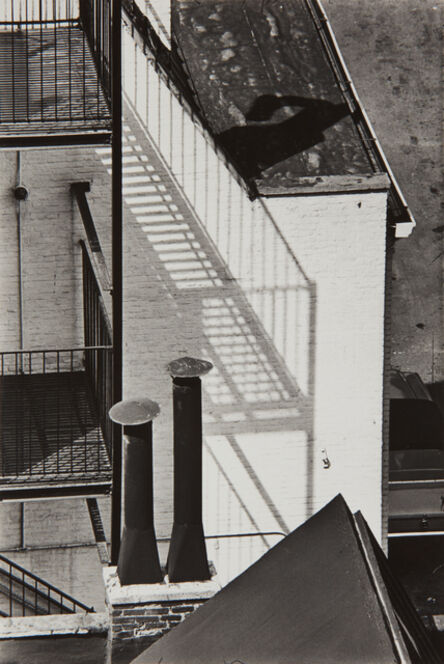 André Kertész, 'Chimney', 1965