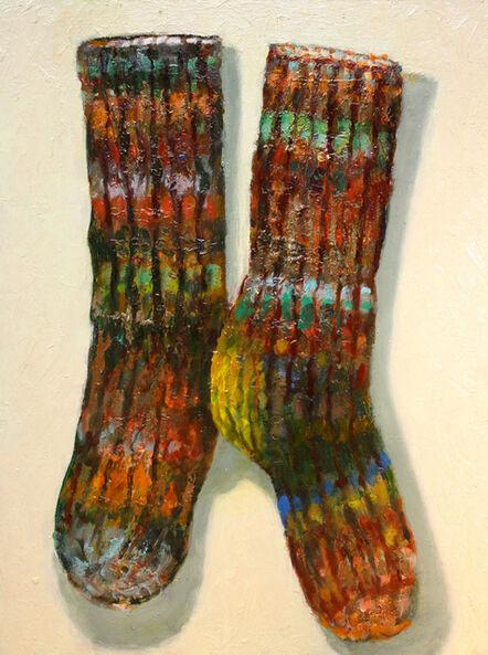Ken Beck, 'Cynthia's Socks', 2014