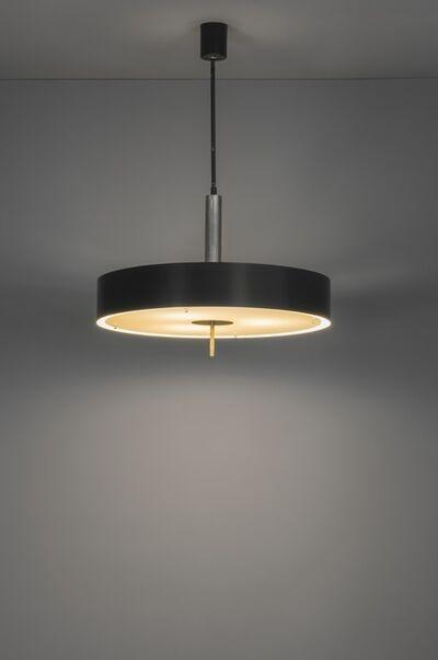 Louis Baillon, 'Ceiling light 266', 1958