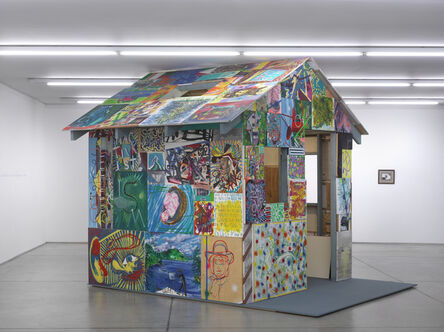 Andy Cross, 'House Painter', 2012