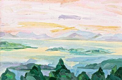 Eleanor Hubbard, 'Oslo, Round Midnight', 1998