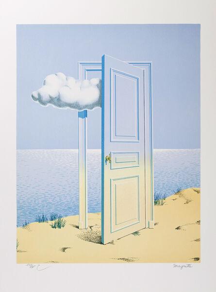 René Magritte, 'La Victoire (The Victory)', 2010