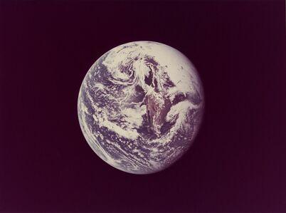 NASA, 'Earth, Apollo10', 18 May 1969