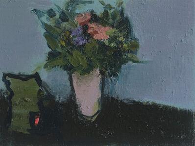 Jennifer Hornyak, 'Berlin Blue with Coral', 2021