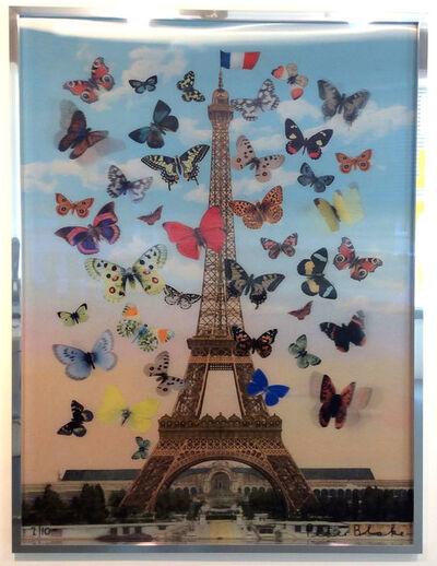Peter Blake, 'Eiffel Tower 2015', 2015