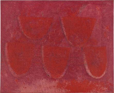 Rufino Tamayo, 'Cinco Rebanadas de Sandía', 1959