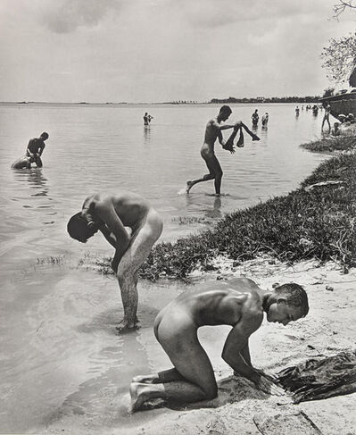 Peter Stackpole, 'Marines, 2nd Division, Saipan', 1944