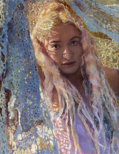 Ann Moeller Steverson, 'Sun Veil', 2021