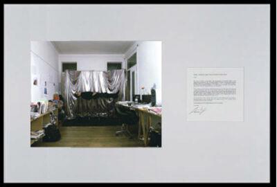 João Onofre, 'Levitation In The Studio (XMAN H Version)', 2002-2007