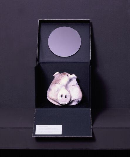 Mathilde ter Heijne, 'Experimental Archeology: Mask of Sow', 2006