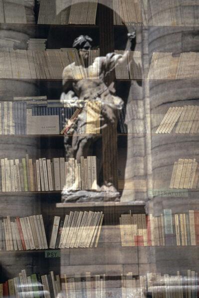 Peter Vanderwarker, 'St. Sulpice, Paris', 1990
