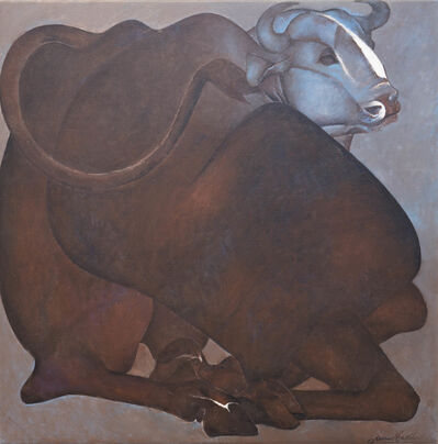 Jamil Naqsh, 'untitled ', 2009